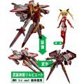 Busou Shinki Non Scale Pre-Painted Action Figure: Lirbiete