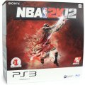 PlayStation3 Slim Console - NBA 2k12 Value Pack (HDD 320GB Classic White Model) - 220V