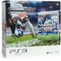 PlayStation3 Slim Console - Winning Eleven 2012 Value Pack (HDD 320GB Black Model) - 220V