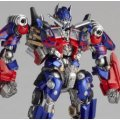 SCI-FI Revoltech Series No.030 - Transformers Non Scale Pre-Painted PVC Figure: Optimus Prime