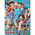 Excellent Model One Piece Sailing Again 1/8 Scale Pre-Painted PVC Figure: Luffy