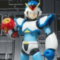 D-arts Rockman X Non Scale Pre-Painted PVC Figure: X Full Armor Ver.