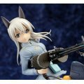 Strike Witches 1/8 Scale Pre-Painted PVC Figure: Eila Ilmatar Juutilainen (Re-run)