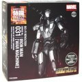 SCI-FI Revoltech Series No.031 Iron Man Non Scale Pre-Painted PVC Figure: War Machine