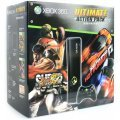 Xbox 360 Elite Slim Console (250GB) Bundle incl. Street Fighter 4 & Need for Speed: Hot Pursuit
