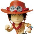 One Piece Bobbing Head Pre-Painted PVC Figure: Portgas D. Ace