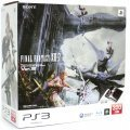PlayStation3 Slim Console - Final Fantasy XIII-2 Lightning Bundle Ver.2 (HDD 320GB Black Model) - 220V