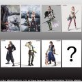Final Fantasy XIII-2 Mini Clear Poster