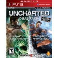 Ultimate Combo Pack (Uncharted Greatest Hits Dual Pack & DualShock 3 Wireless Controller)