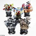 Disney Characters Formation Arts Mickey Mouse