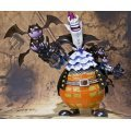 One Piece Figuarts Zero Non Scale Pre-Painted PVC Figure: Gecko Moria
