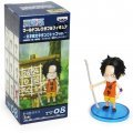 One Piece World Collectable Pre-Painted PVC Figure word : Ace TT08