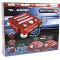 Hyperkin Retron 3 Video Gaming System (Red)
