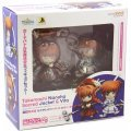 Nendoroid Petite Magical Girl Lyrical Nanoha Innocent Non Scale Pre-Painted PVC Figure Set: Takamachi Nanoha Sacred Mode & Vita