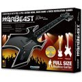 DreamGear Warbeast Guitar (Black)