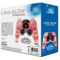 DreamGear Lava Glow Wireless Controller (Red)