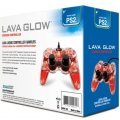 DreamGear Lava Glow Wired Controller (Red)