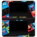 DreamGear Crystal Case and Decal Set for DSi XL - Mixed