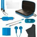 DreamGear 13 in 1 Gamer Pack for 3DS - Blue