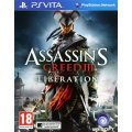 PS Vita PlayStation Vita - Assassin's Creed III: Liberation Wi-Fi Model (Black)