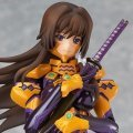 figma Muv-Luv Alternative Total Eclipse Non Scale Pre-Painted PVC Figure: Takamura Yui