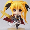Nendoroid No. 289 Magical Girl Lyrical Nanoha The MOVIE 2nd A`s: Fate Testarossa Blaze Form Edition