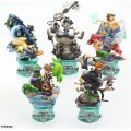 Disney Characters Kingdom Hearts 2 Formation Arts Vol.3 Pre-Painted Trading Figure (Radom Single)