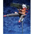 Strike Witches 2 1/8 Pre-Painted PVC Figure: Sanya V. Litvyak Rocket Booster Ver.