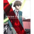 Valvrave The Liberator Vol.1 [Blu-ray+DVD+CD Limited Edition]