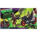 Teenage Mutant Ninja Turtles Basic: Dragon chopper with Foot Soldier
