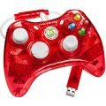 Rock Candy Xbox 360 Wired Controller (Red)