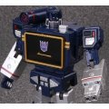 Masterpiece Transformers Non Scale Pre-Painted Action Figure: MP-13 Soundwave (Re-run)