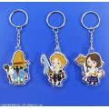 Square Enix Final Fantasy Brigade Break the Seal Clear Key Ring Vol.3: Bibi