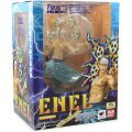 Figuarts Zero One Piece Non Scale Pre-Painted PVC Figure: Enel