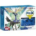 Nintendo 3DS LL [Pokemon X Pack] (Xerneas - Yveltal Blue)