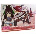 Armor Girls Project Infinite Stratos Pre-Painted PVC Figure: Akatsubaki x Shinonono Hoki