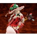 Shining Hearts 1/8 Scale Pre-Painted PVC Figure: Melty (Christmas Ver.)