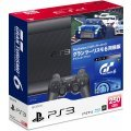 PlayStation3 New Slim Console - Starter Pack with Gran Turismo 6 (Charcoal Black)