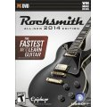 Rocksmith 2014 Edition (Guitar Bundle) (DVD-ROM)