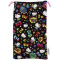 Hello Kitty Pouch for 3DS LL (Black)