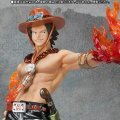 One Piece Figuarts Zero: Portgas D. Ace Special Color Edition