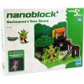 Nanoblock PP-002: Pokemon Harimaron's Tree House