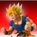 Super Figure Art Collection Dragon Ball Kai: Super Saiyan Son Goku (Re-run)