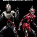 Ultra-Act Ultraman Ginga: Ultraman Dark (SD) & Dark Ultraseven (SD)