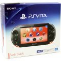 PS Vita PlayStation Vita New Slim Model - PCH-2006 (Red & Black)