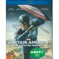 Captain America : The Winter Soldier [3D]