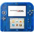 Nintendo 2DS (Transparent Blue)