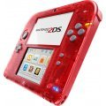 Nintendo 2DS (Transparent Red)