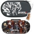God Eater 2 Rage Burst Accessory Set for Playstation Vita PCH-2000