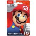 Nintendo eShop Card 15 GBP | UK Account digital
